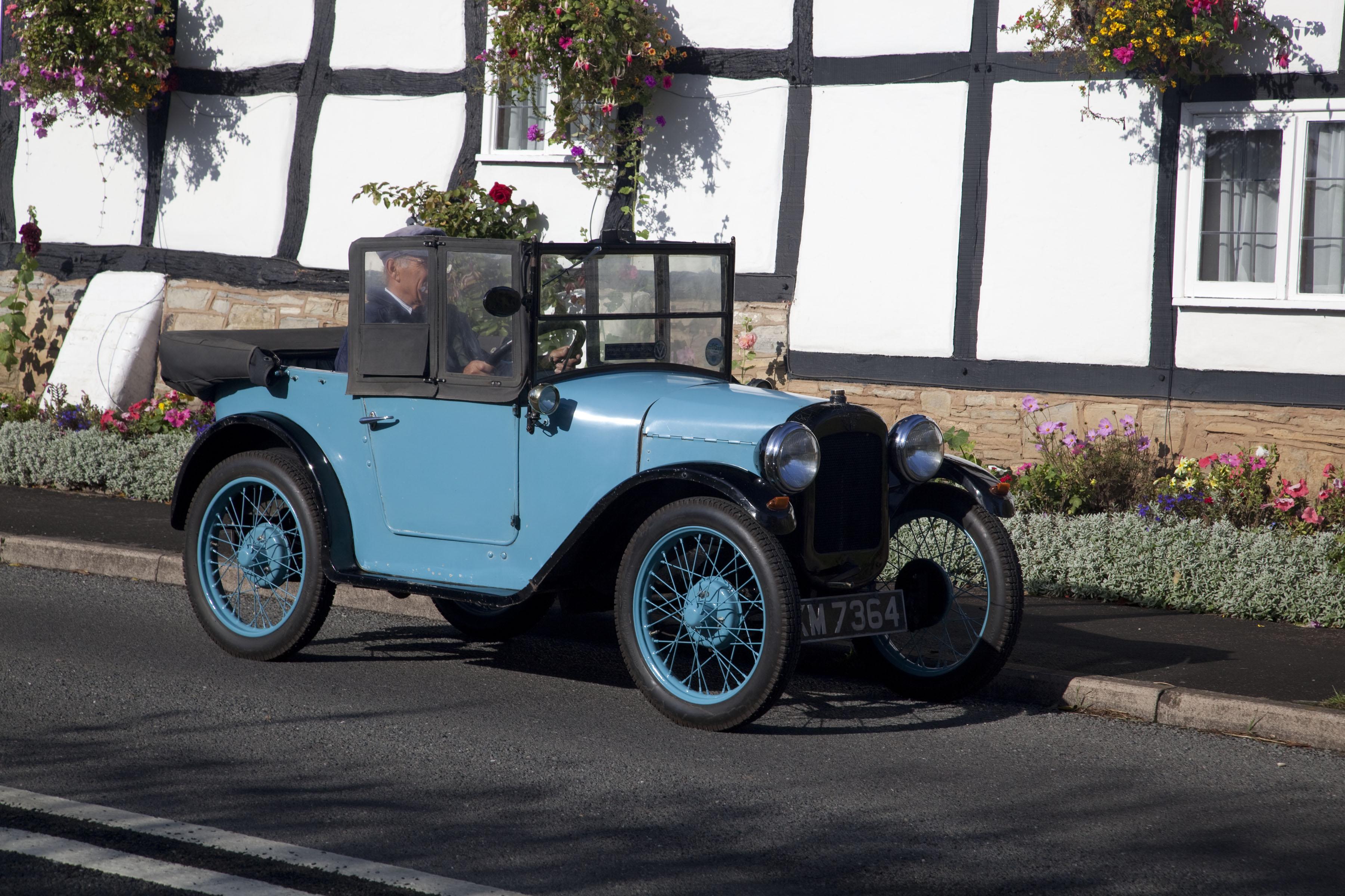 1923 - 1930 Austin Seven