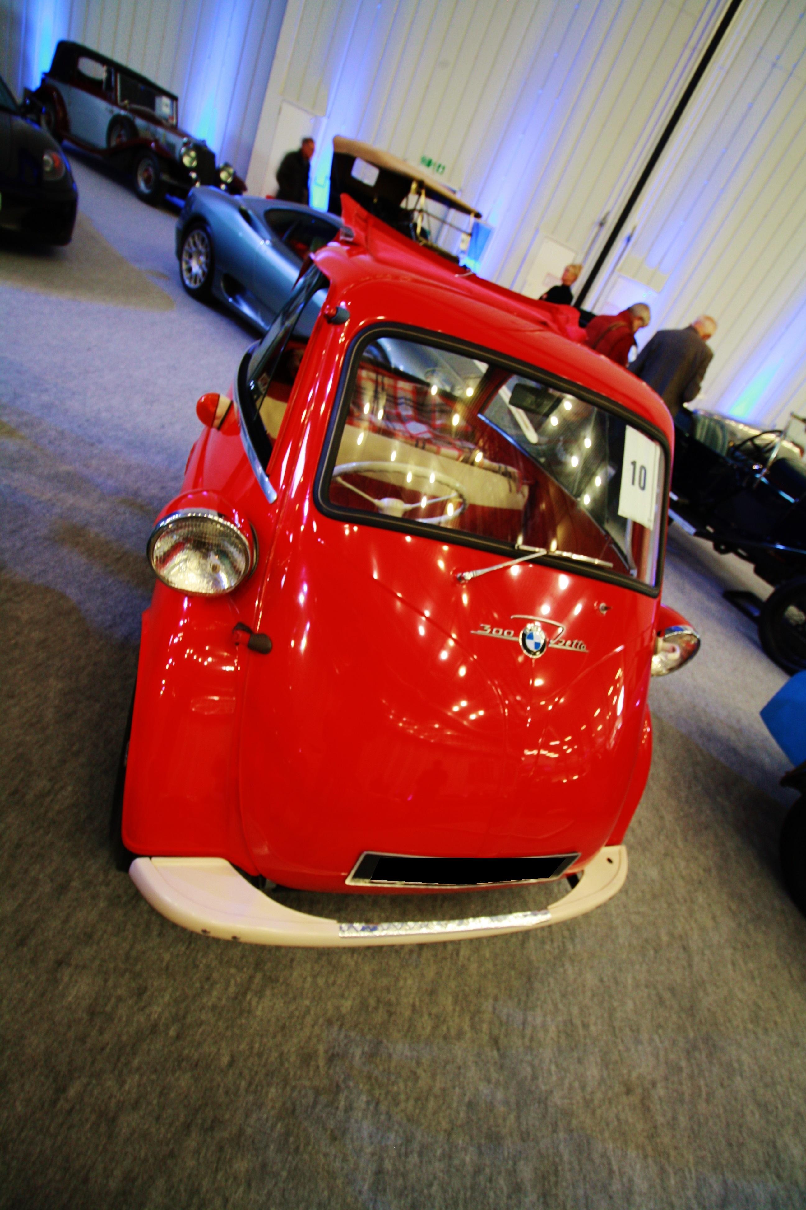 1955 - 1962 BMW Isetta