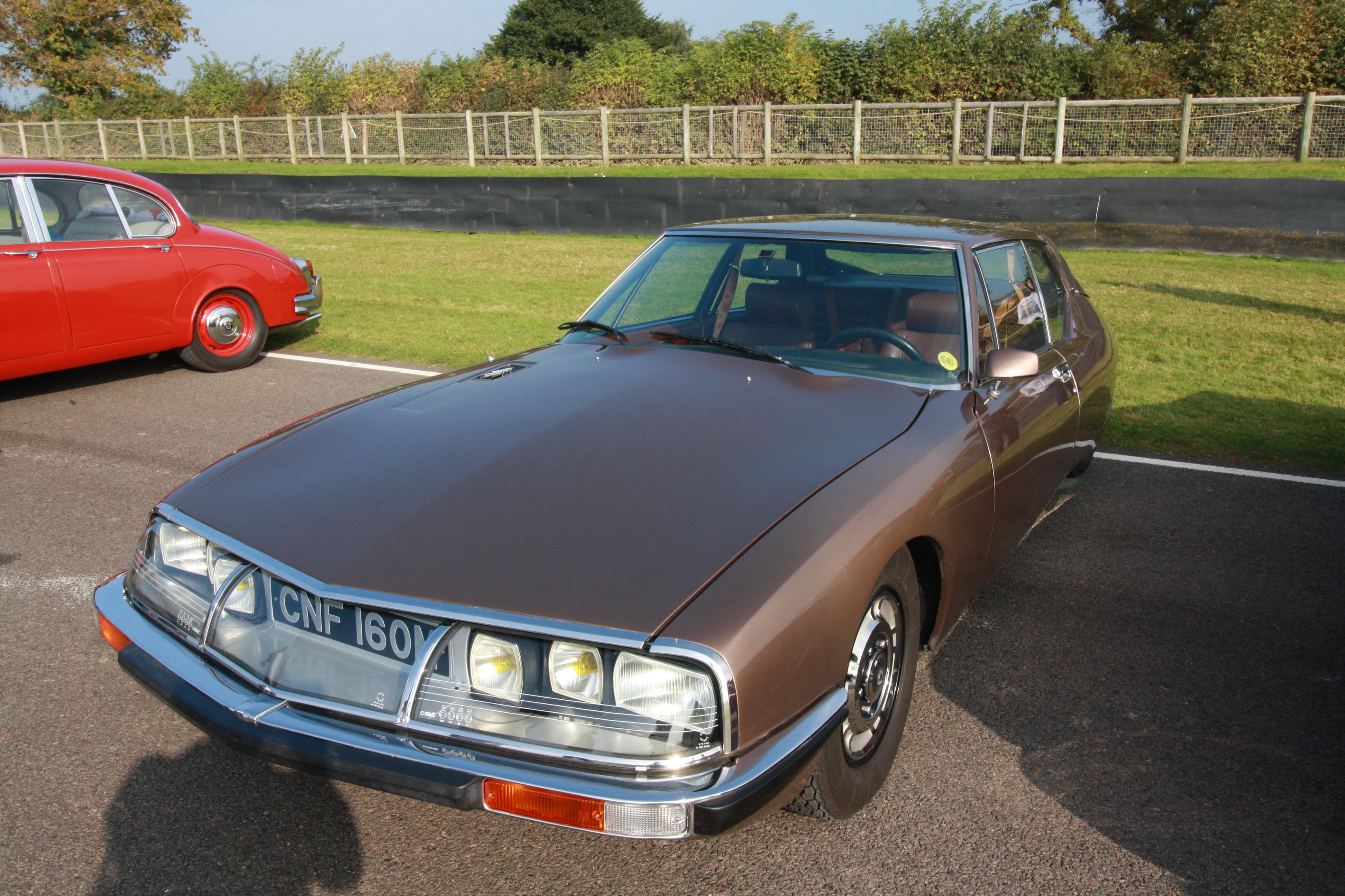 1970 - 1975 Citroen SM