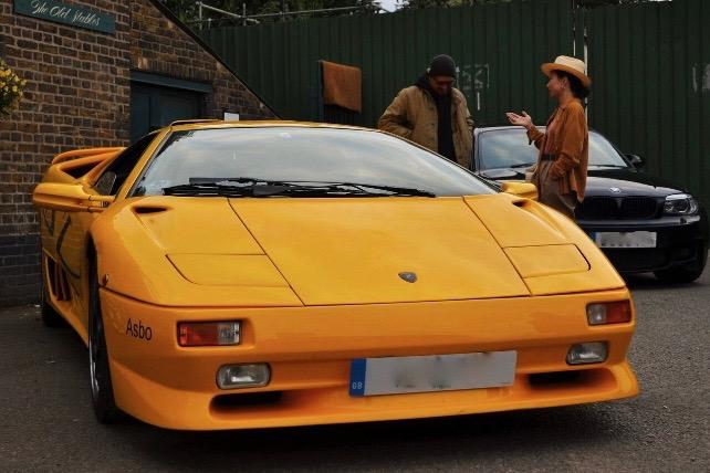 1990 - 1998 Lamborghini Diablo