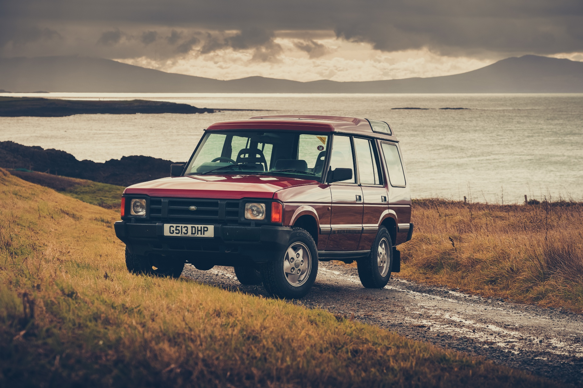 1989 - 1998 Land Rover Discovery