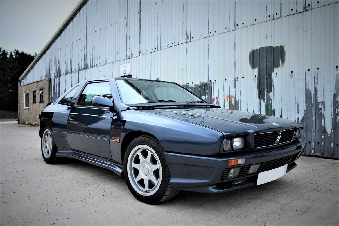 1990 - 1996 Maserati Shamal
