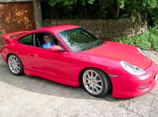 2003 - 2005 Porsche 911